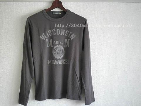 大人っぽい雰囲気のキレイめフォトプリントTシャツ | 30代40代の ...